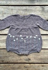 Knitting for Olive Flower Romper Pattern