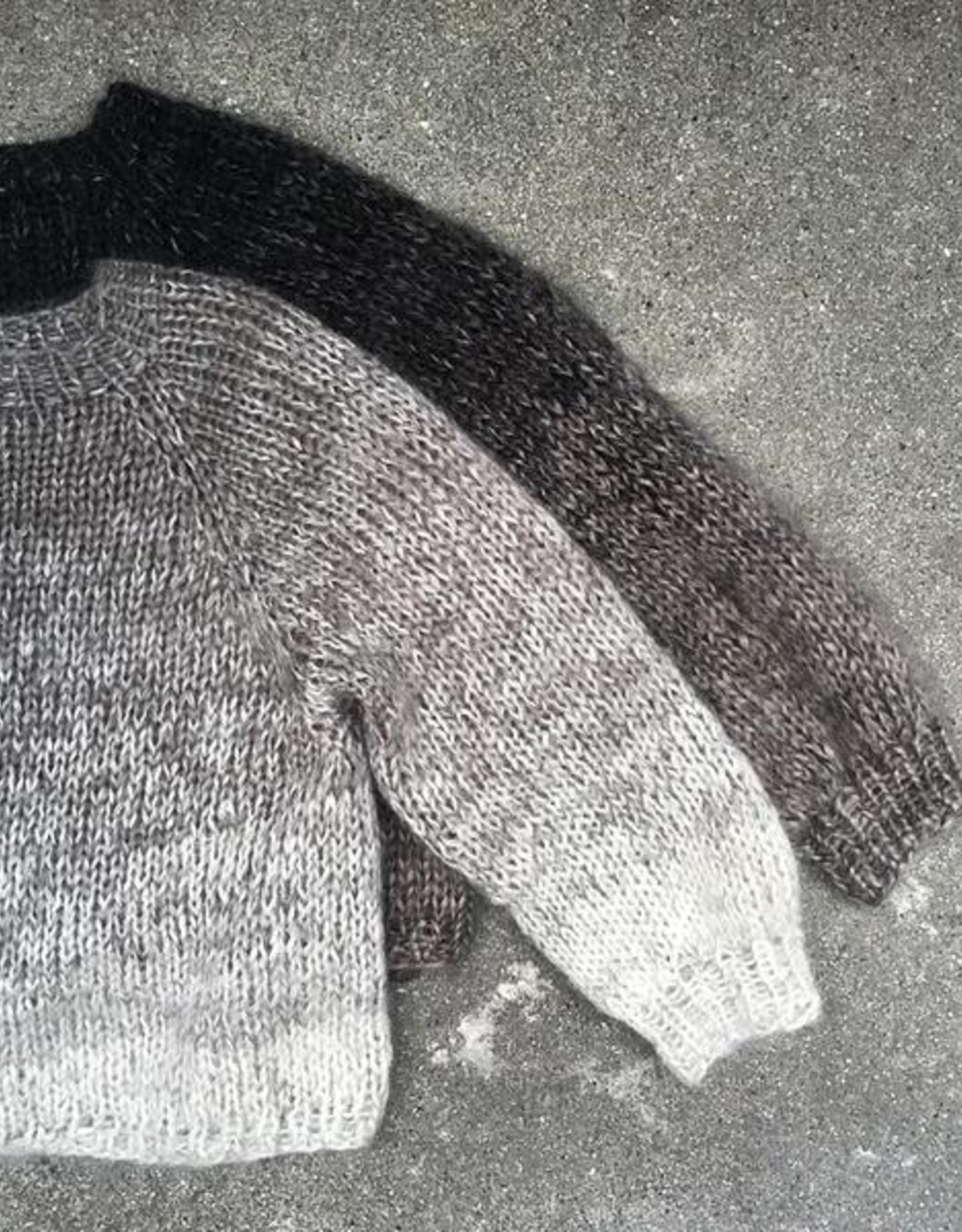Knitting for Olive Color Rain Sweater Pattern
