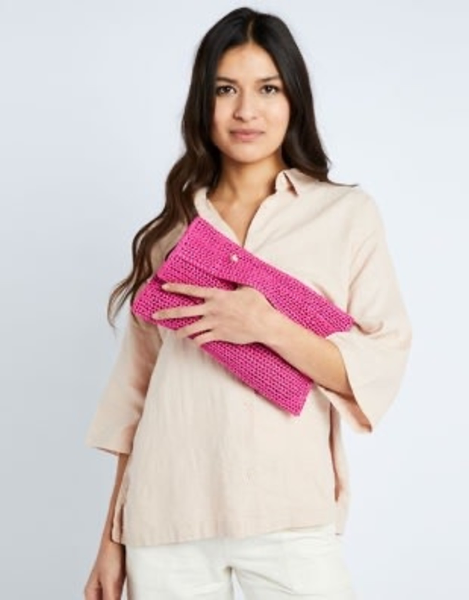 Susie Q Big Love Clutch
