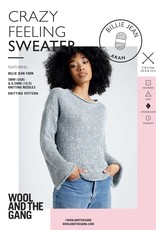 Wool and the Gang Crazy Feeling Sweater