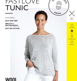 Wool and the Gang Pattern - Fast Love Tunic