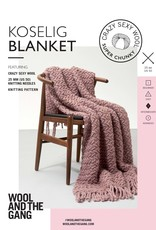 Wool and the Gang Koselig Blanket