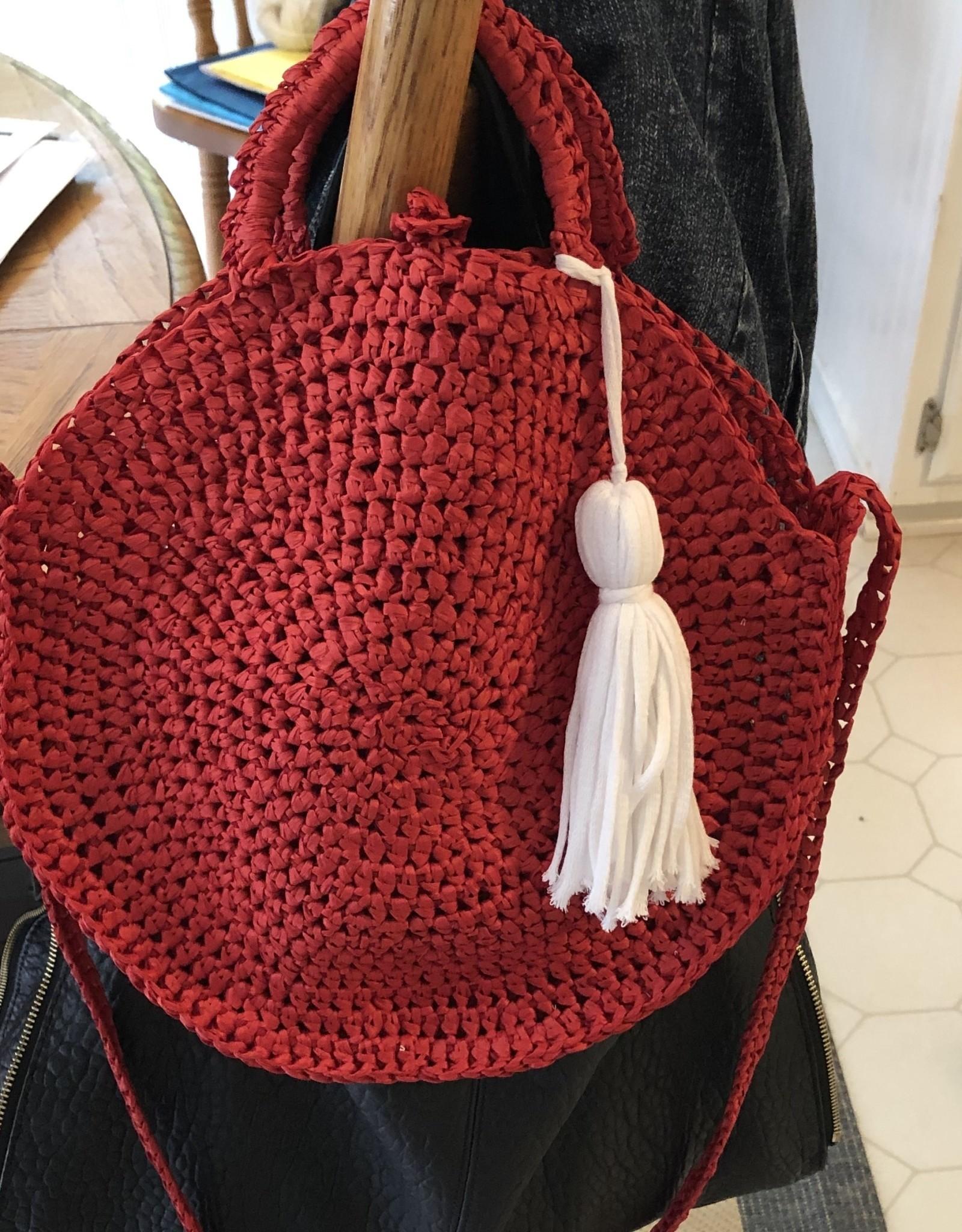 Susie Q McKenna Summer Circle Bag
