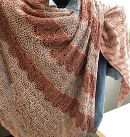 Susie Q Susie Q - Bloom Your Heart Out Shawl