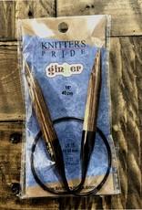 Knitters Pride Needles - Circular - Knitters Pride - Ginger