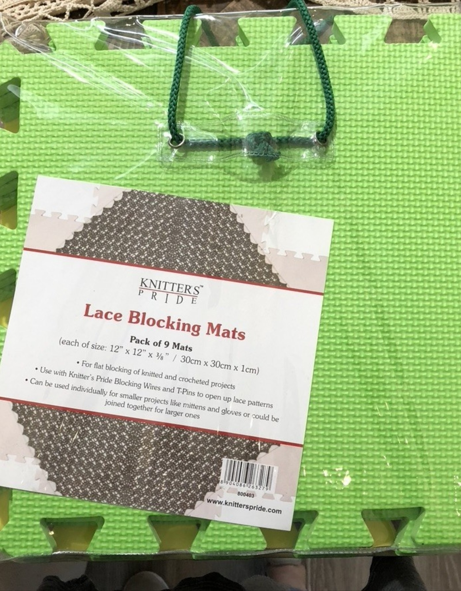 Knitters Pride Misc Tools - Lace Blocking Mats