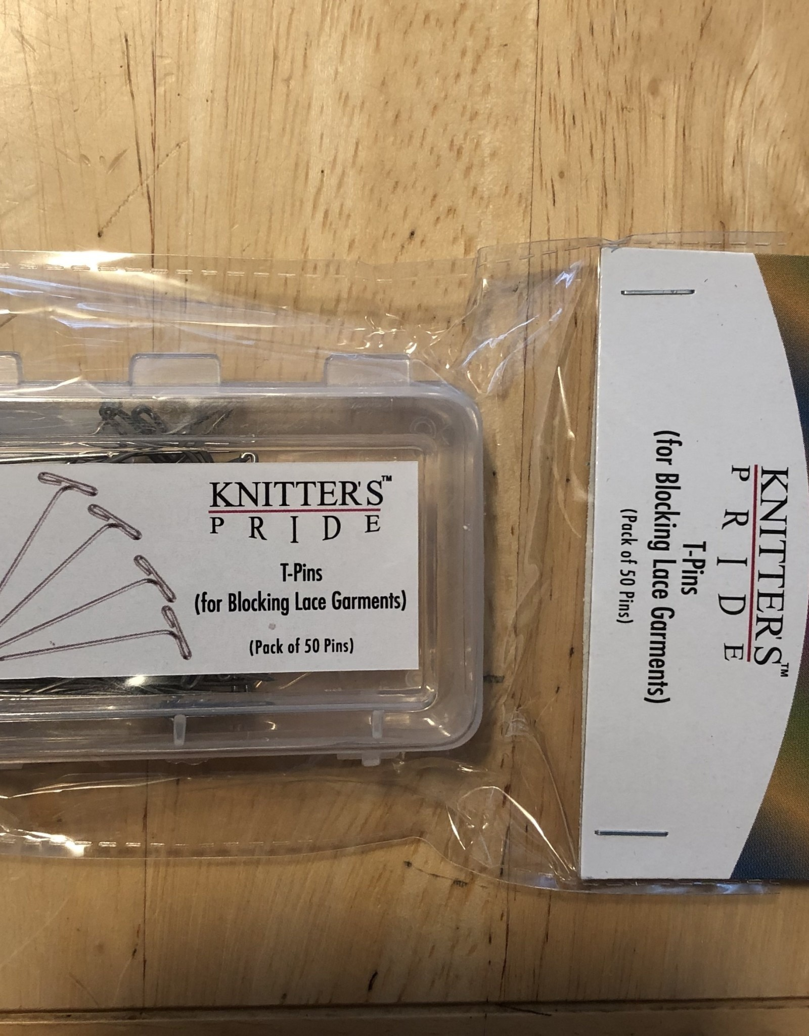 Knitters Pride T - Pins