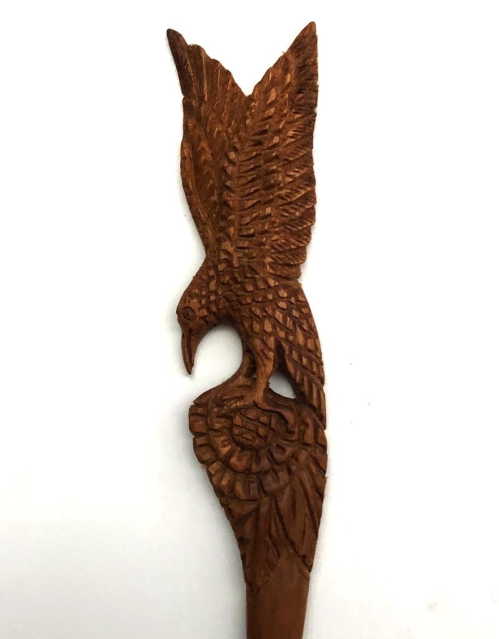 SandraMel Eagle Shawl/Hair Stick