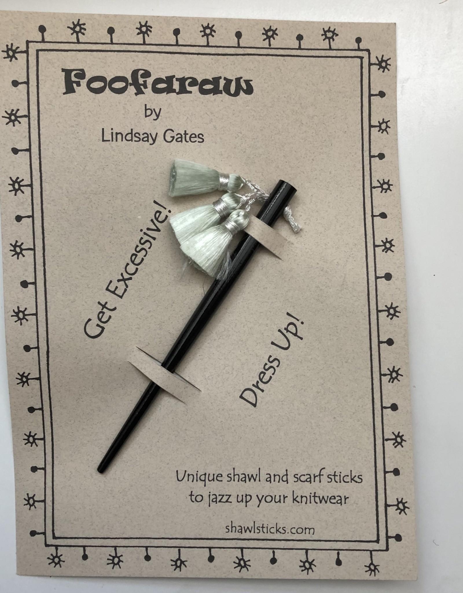 Foofaraw Foofaraw Shawl/Scarf Stick