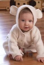 Appalachian Baby Design Lamb's Ear Cardigan Kit