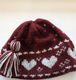 Susie Q Hearts Hat