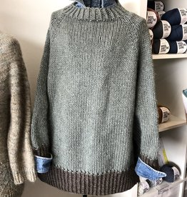 Susie Q Turtle Dove Sweater
