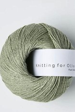 Knitting for Olive Pure Silk