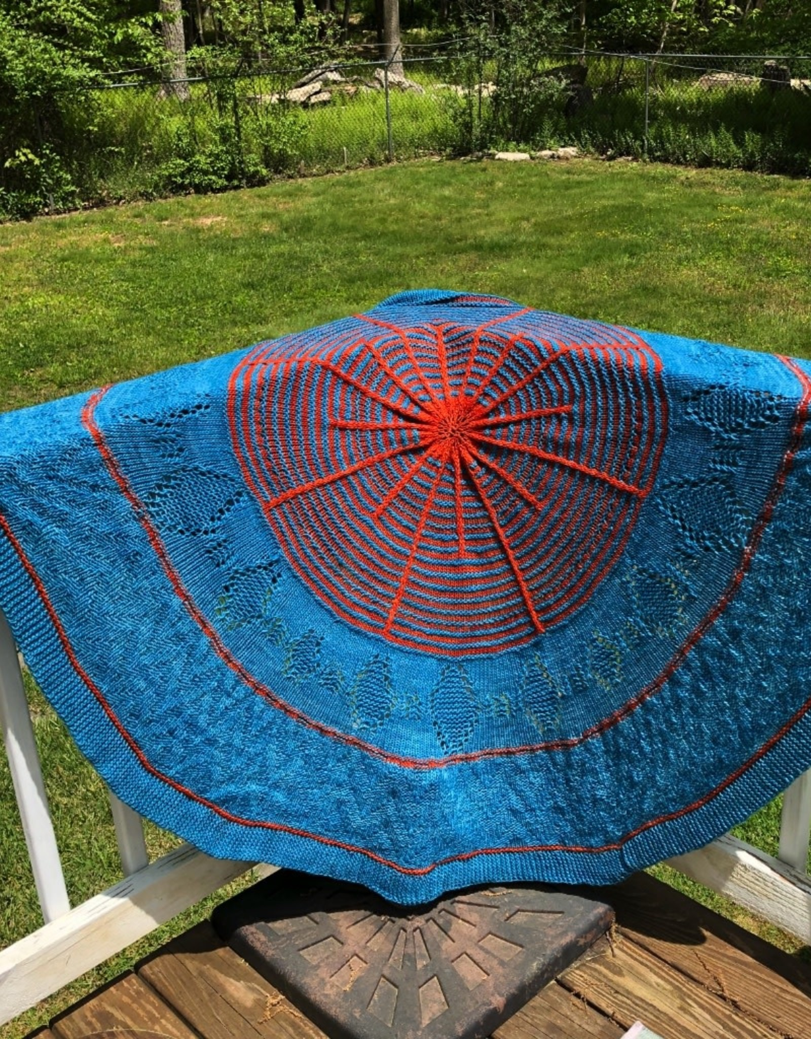 Susie Q Old Forge Blanket