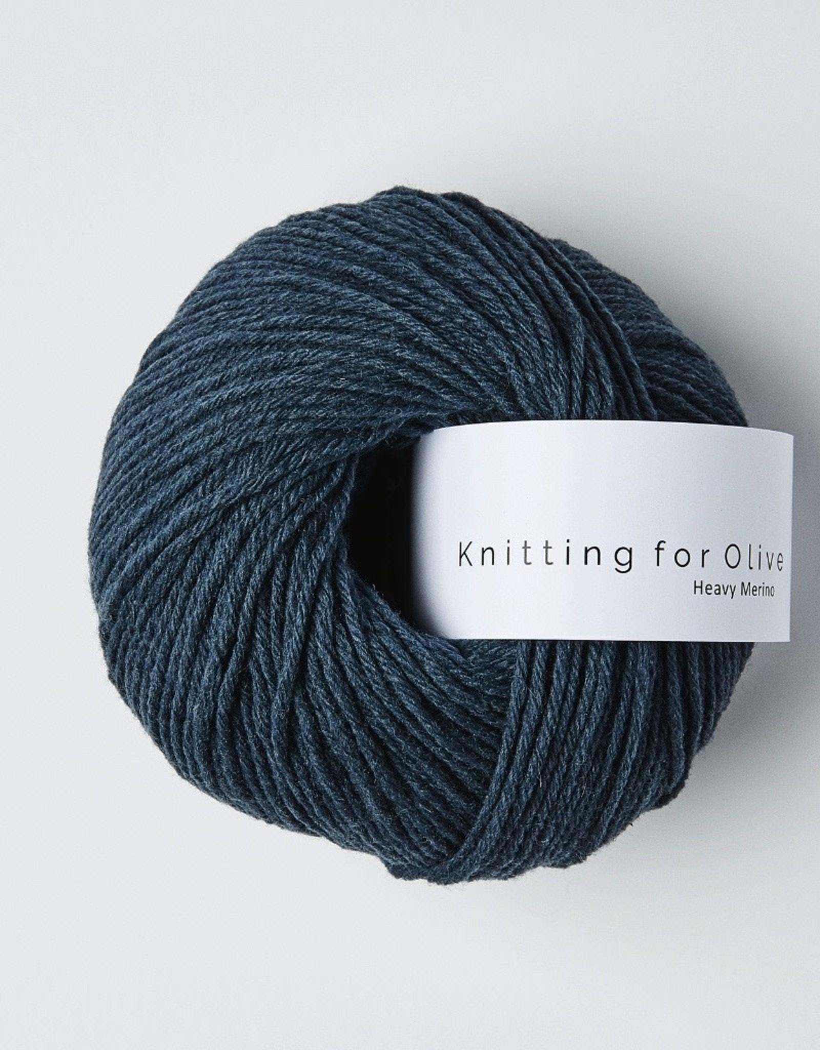 Knitting for Olive Knitting for Olive - Heavy Merino