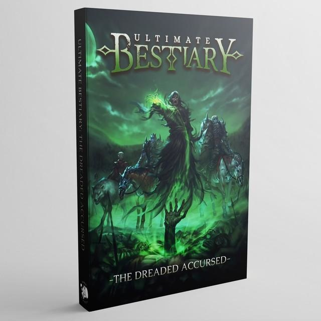 PRE-ORDER DEPOSIT: Ultimate Bestiary: The Dreaded Accursed for 5th Edition