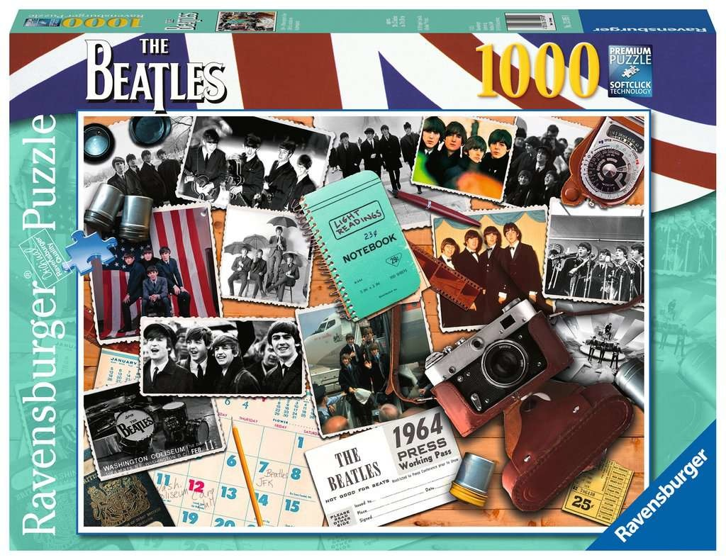 Ravensburger RV1000 BEATLES 1964 PHOTOGRAPH