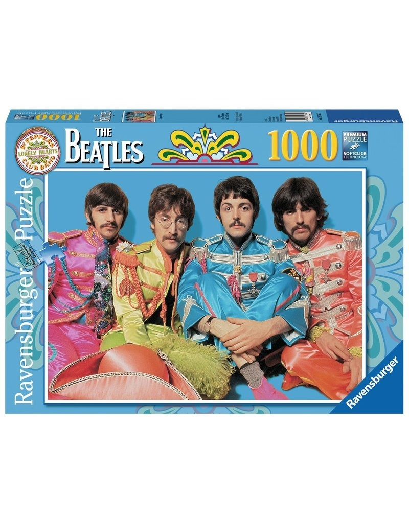 Ravensburger RV1000 BEATLES SGT. PEPPER