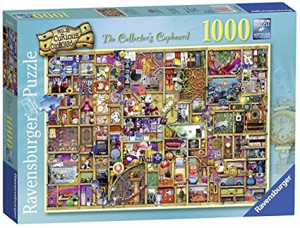 Ravensburger RV1000 COLLECTOR'S CUPBOARD