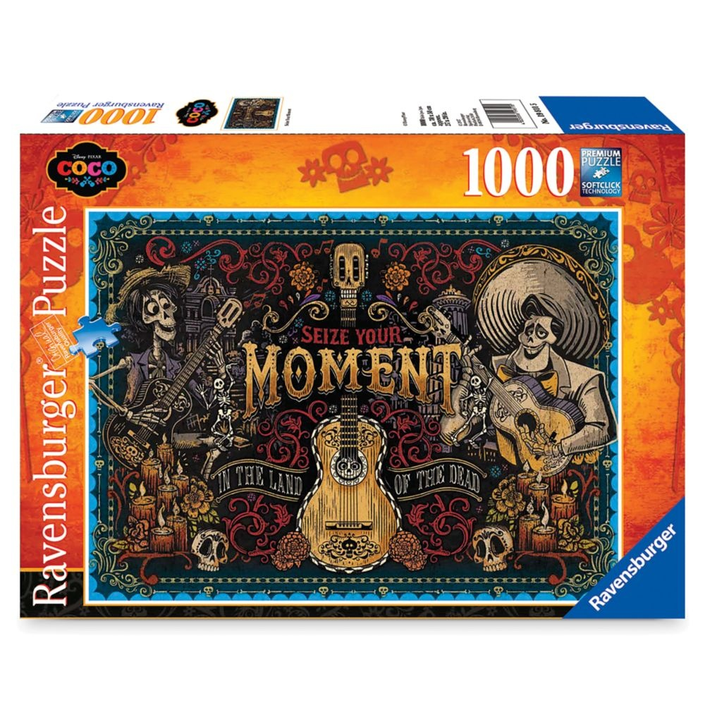 Ravensburger RV1000 DISNEY-PIXAR COCO SEIZE YOUR MOMENT