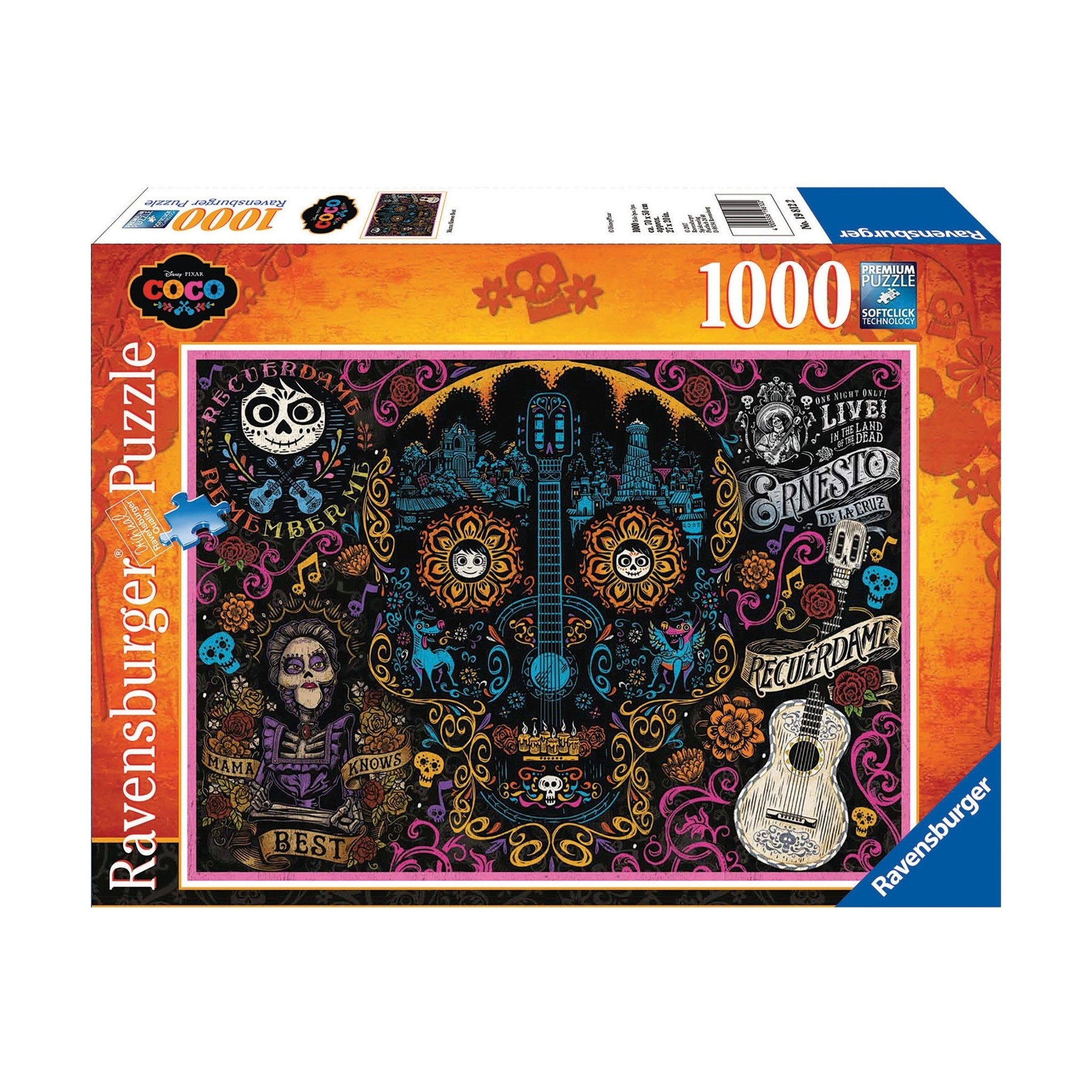 Ravensburger RV1000 COCO: MAMA KNOWS BEST