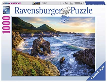 Ravensburger RV1000 BIG SUR SUNSET