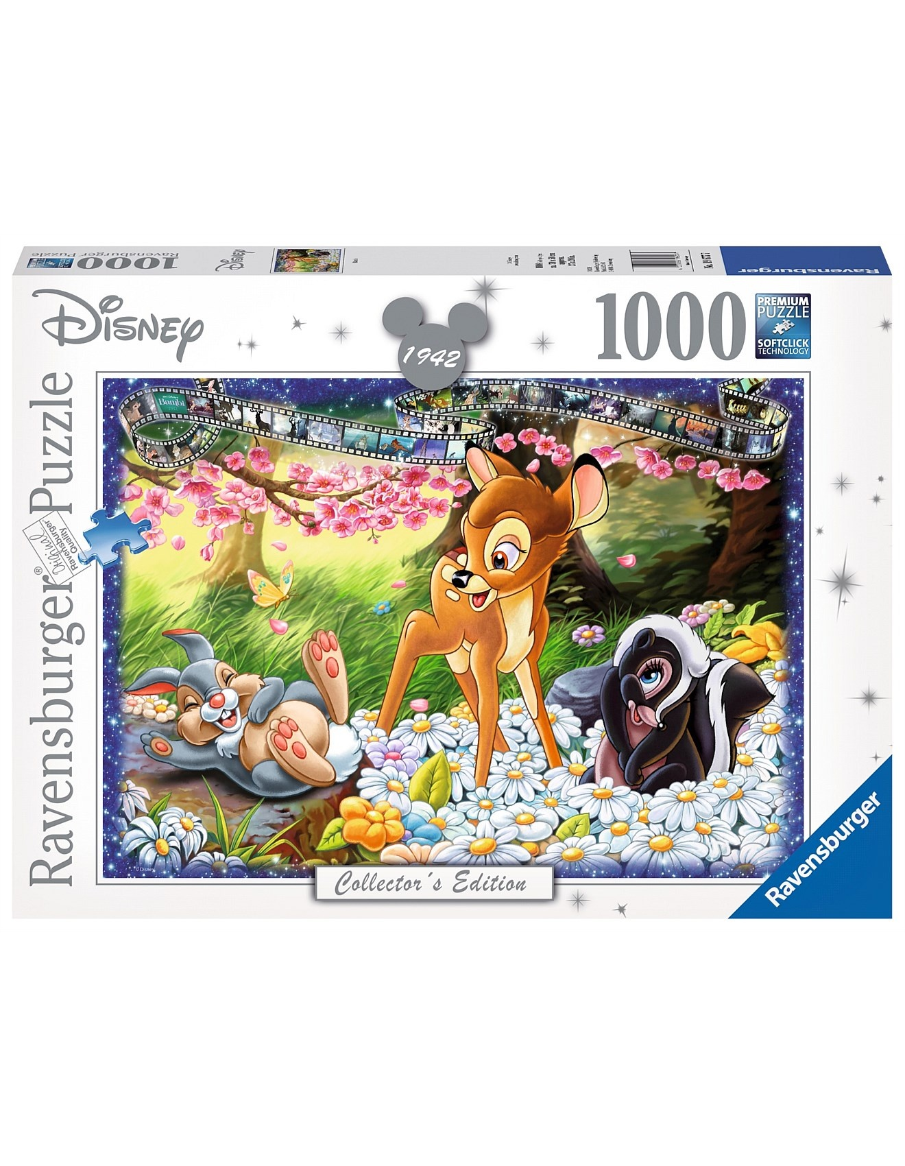 Ravensburger RV1000 DISNEY BAMBI