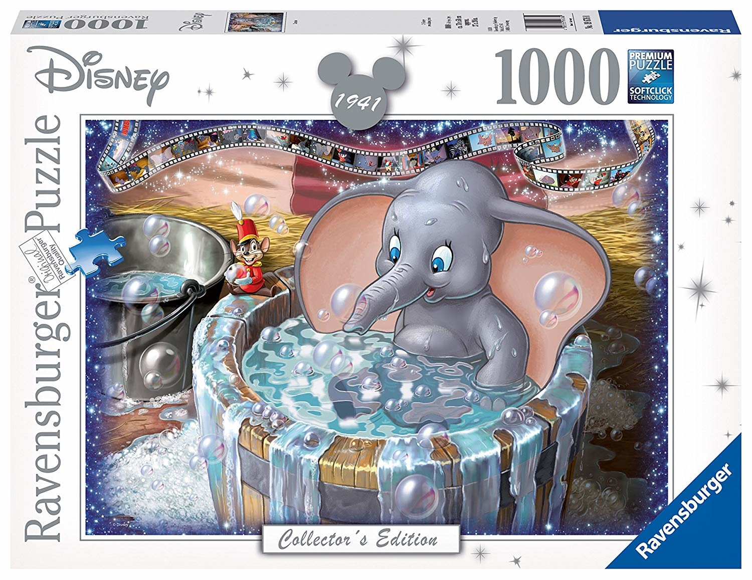Ravensburger RV1000 DISNEY DUMBO