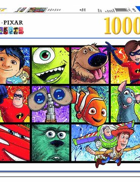 Ravensburger RV1000 DISNEY-PIXAR SPLATTER