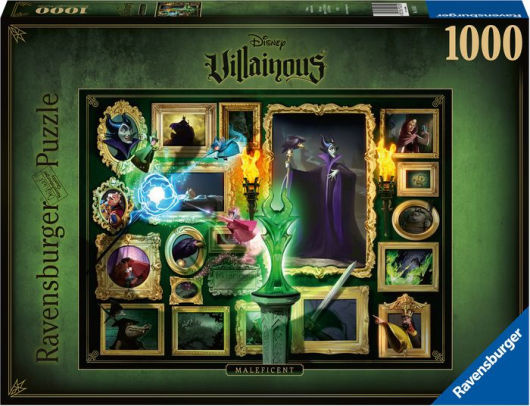 Ravensburger RV1000 DISNEY VILLAINOUS MALEFICENT