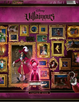 Ravensburger RV1000 DISNEY VILLAINOUS CAPTAIN HOOK