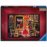 RV1000 DISNEY VILLAINOUS QUEEN OF HEARTS