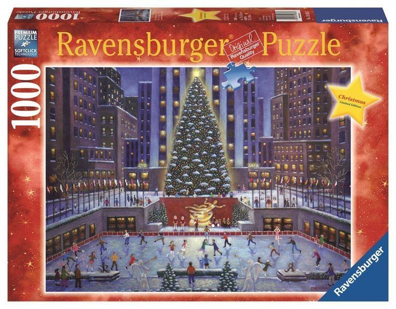Ravensburger RV1000 ROCKEFELLER CENTER
