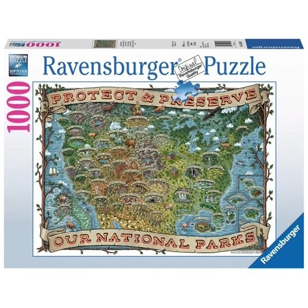 Ravensburger RV1000 PROTECT & PRESERVE USA