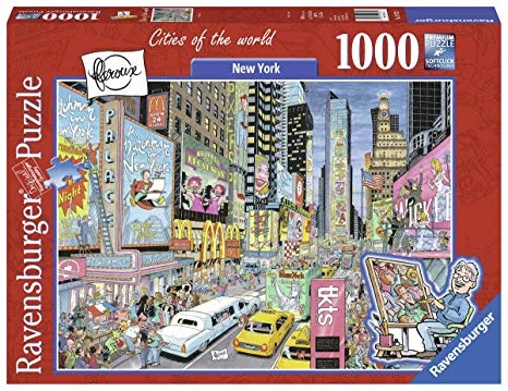 Ravensburger RV1000 NEW YORK