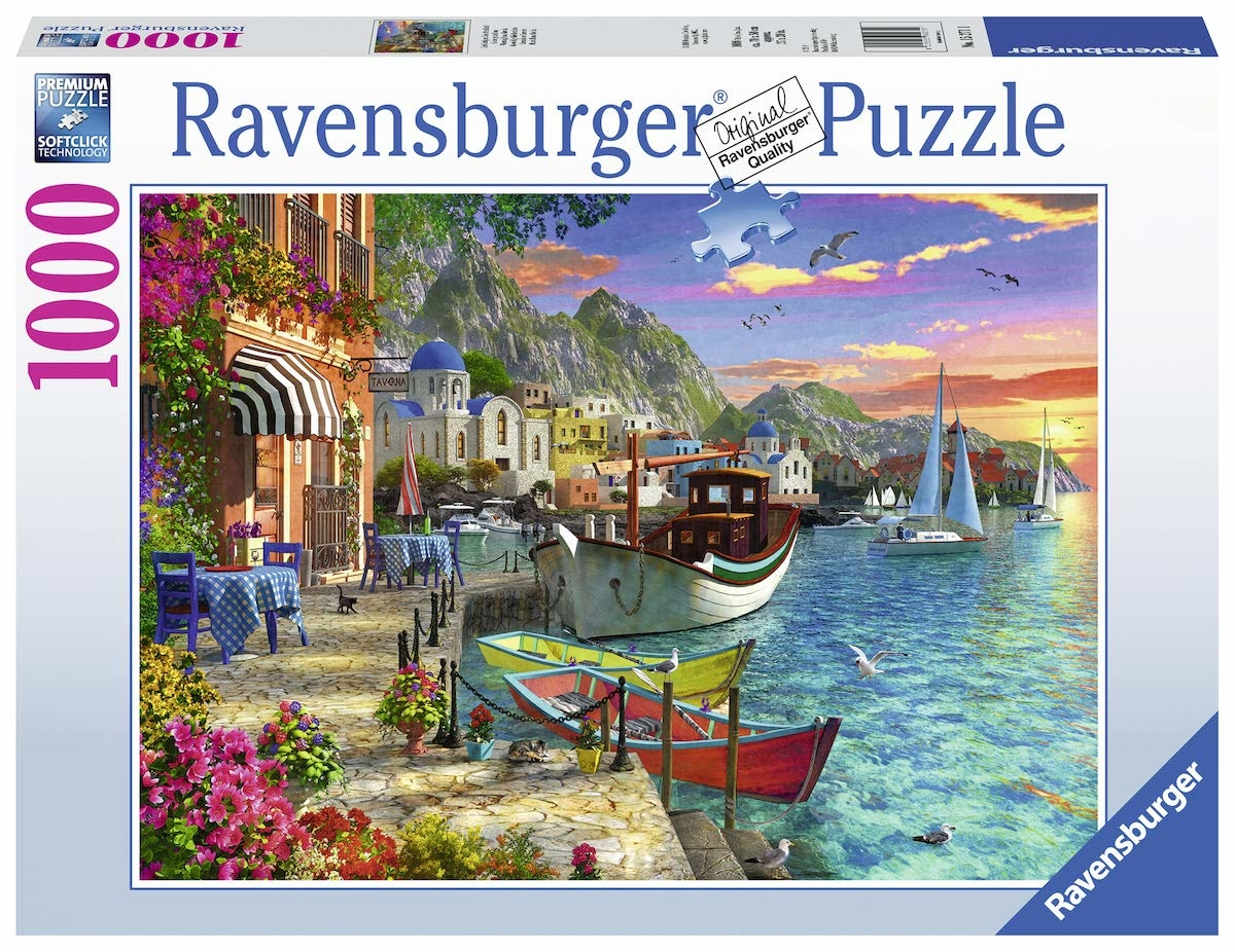 Ravensburger RV1000 GRANDIOSE GREECE