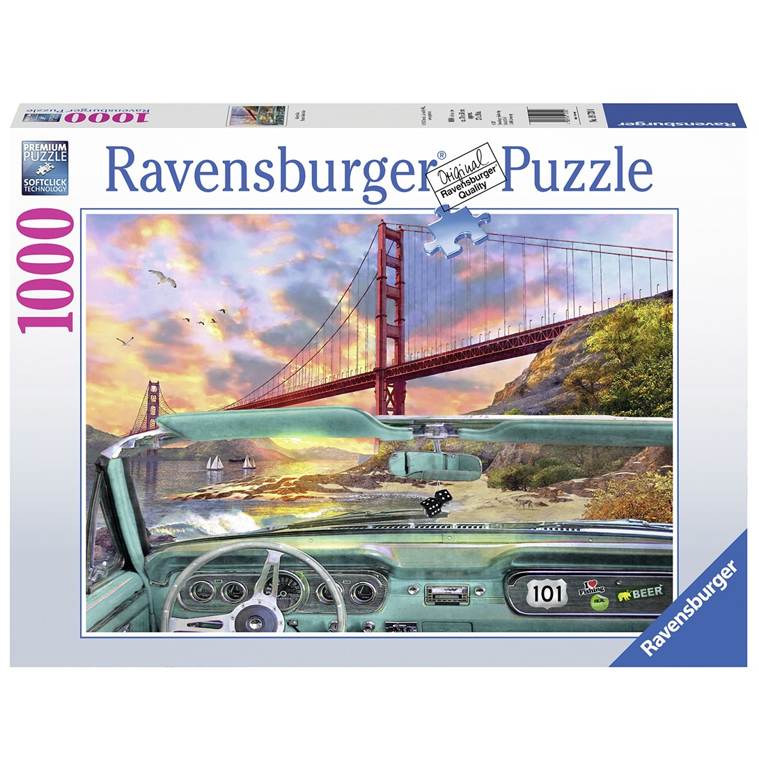 Ravensburger RV1000 GOLDEN GATE