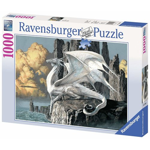 Ravensburger RV1000 WHITE DRAGON