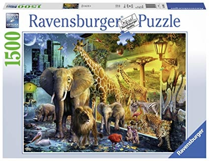 Ravensburger RV1500 THE PORTAL