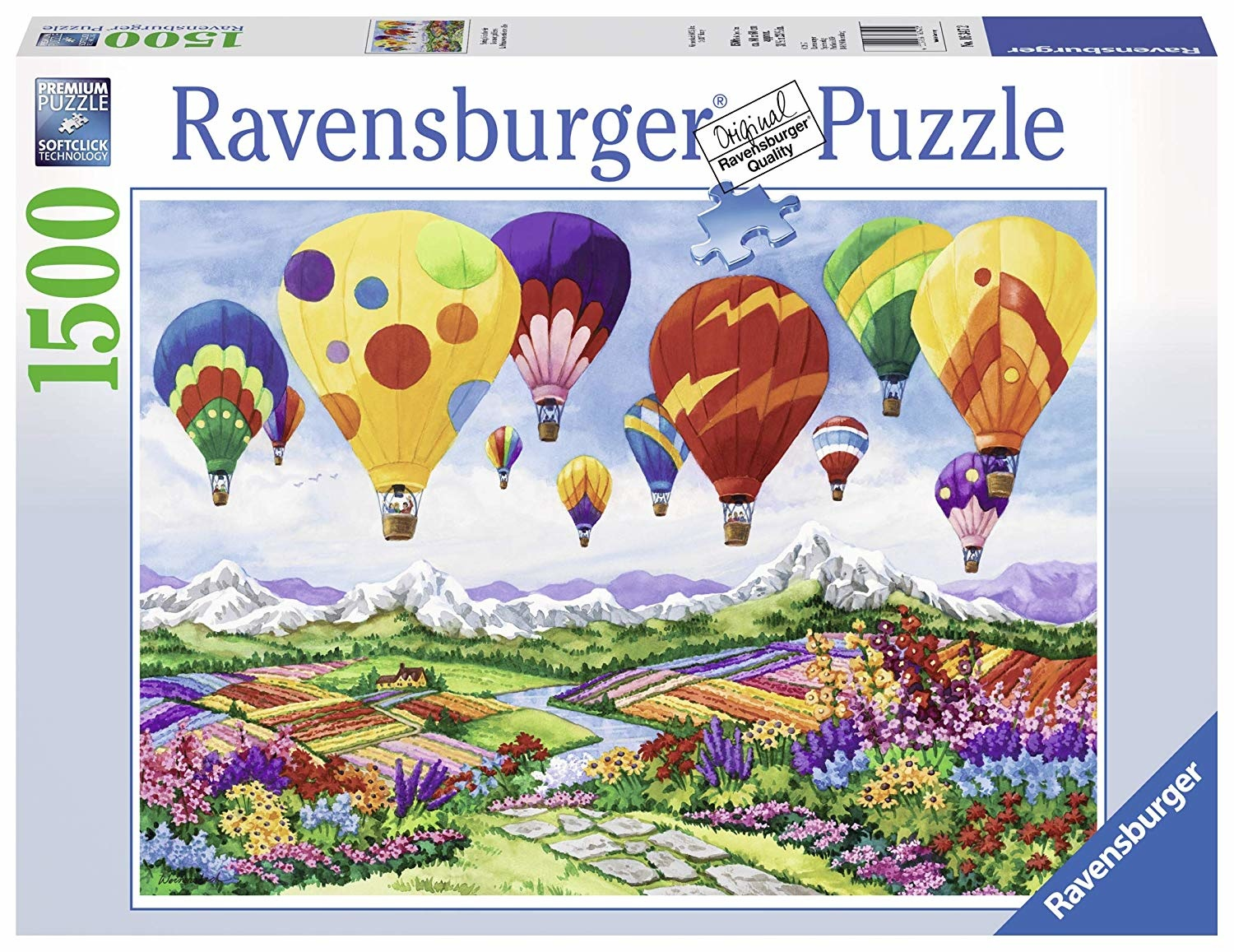Ravensburger RV1500 SPRING IS IN THE AIR