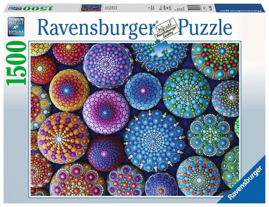 Ravensburger RV1500 ONE DOT AT A TIME