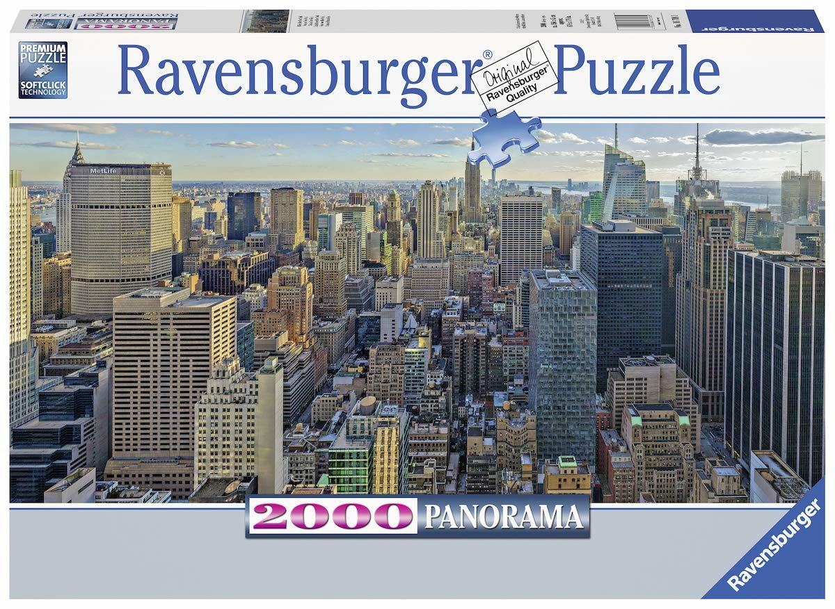 Ravensburger RV2000 VIEW OVER NEW YORK
