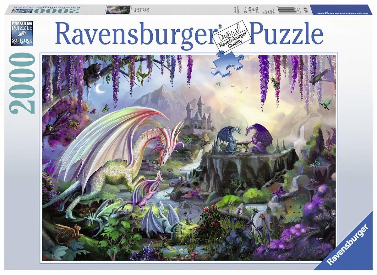 Ravensburger RV2000 DRAGON VALLEY