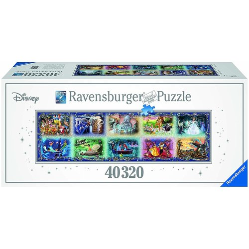 Ravensburger RV40000 DISNEY MOMENTS