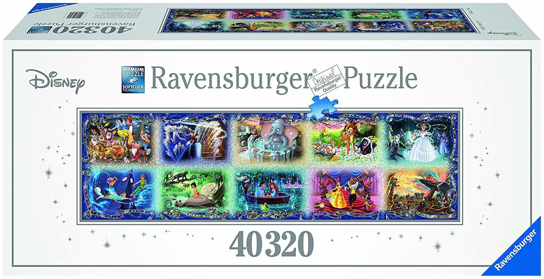 Ravensburger RV40000 DISNEY MOMENTS
