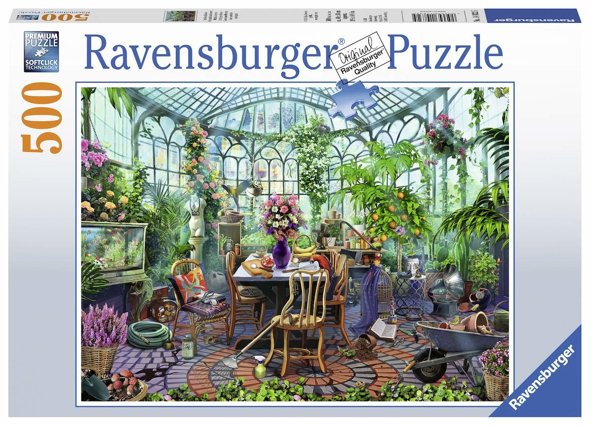 Ravensburger RV500 GREENHOUSE MORNING