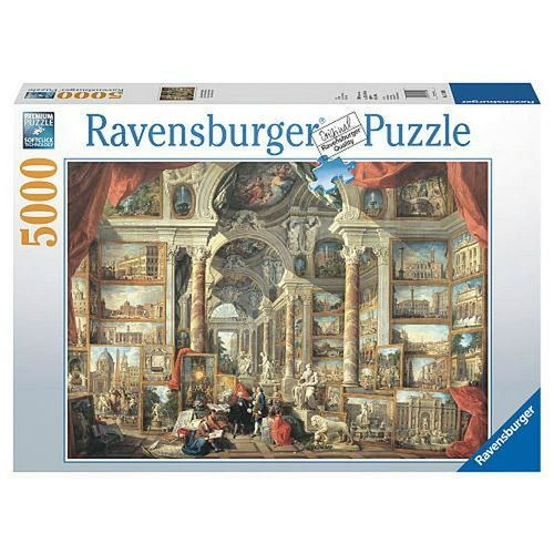 Ravensburger RV5000 PANINI - VIEWS OF MODERN ROME