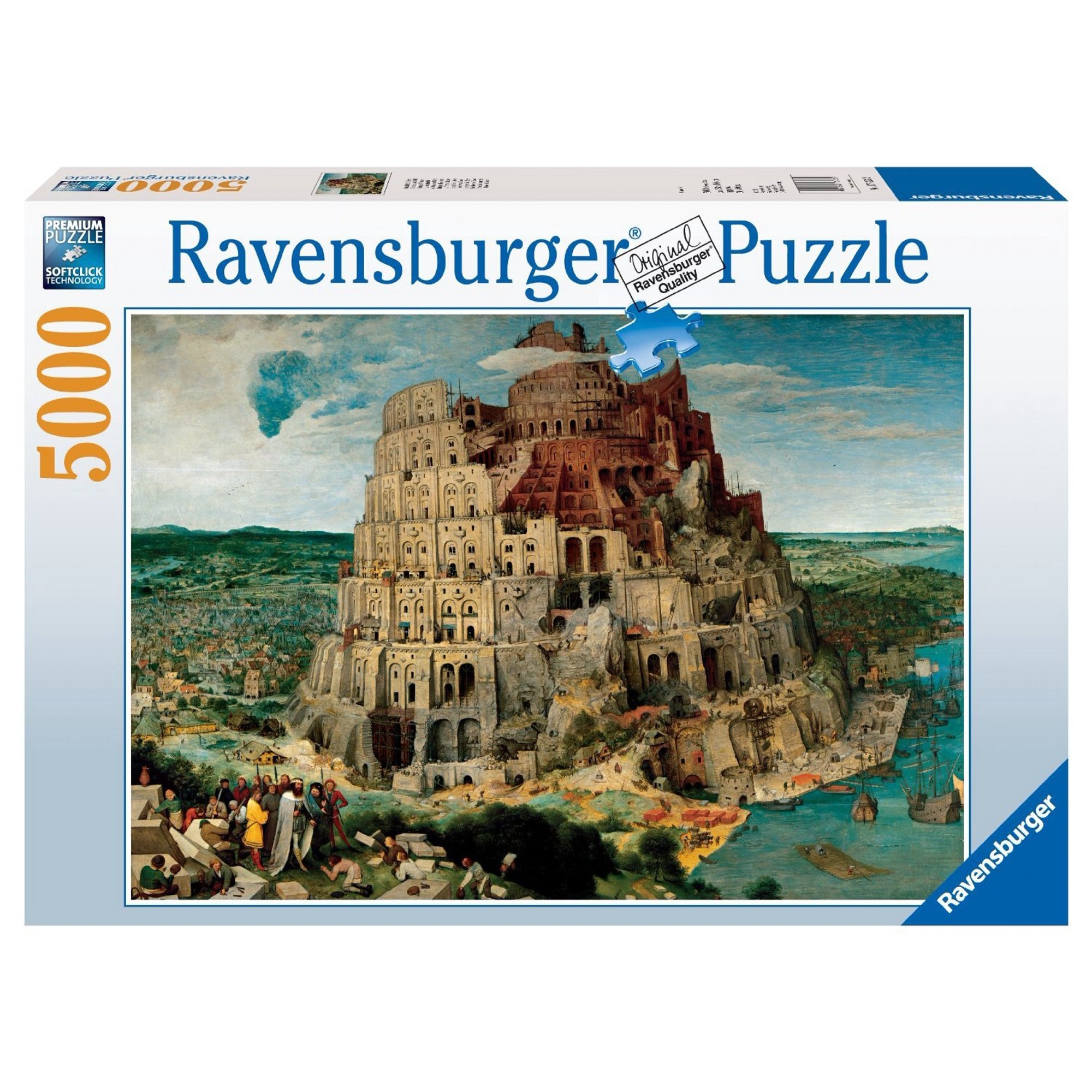 Ravensburger RV5000 TOWER OF BABEL