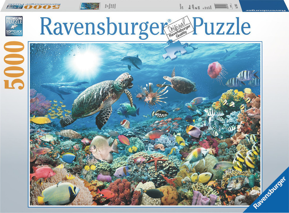 Ravensburger RV5000 BENEATH THE SEA