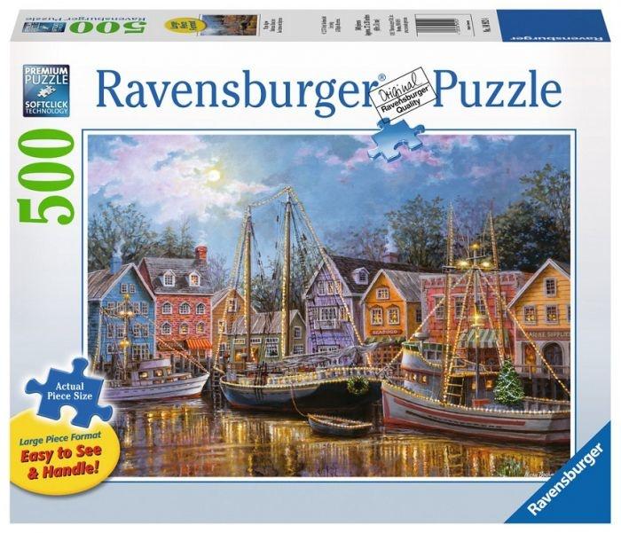 Ravensburger RV500(L) SHIPS AGLOW